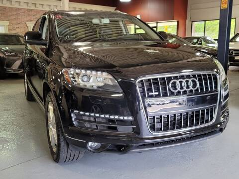 2015 Audi Q7 for sale at AW Auto & Truck Wholesalers  Inc. in Hasbrouck Heights NJ