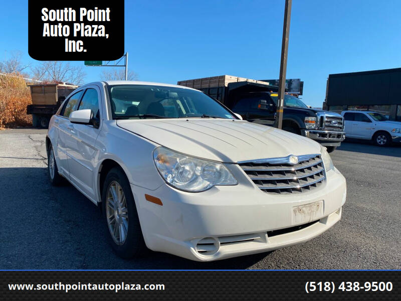 2007 Chrysler Sebring for sale at South Point Auto Plaza, Inc. in Albany NY