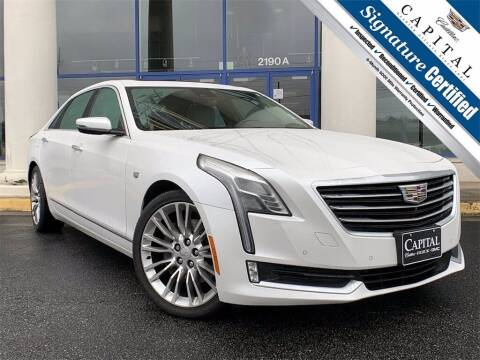 2017 Cadillac CT6 for sale at Southern Auto Solutions - Capital Cadillac in Marietta GA