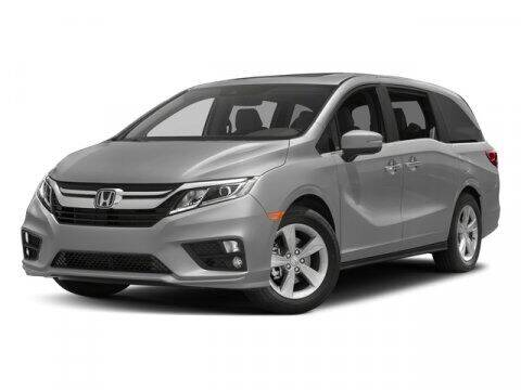2018 Honda Odyssey for sale at QUALITY MOTORS in Salmon ID