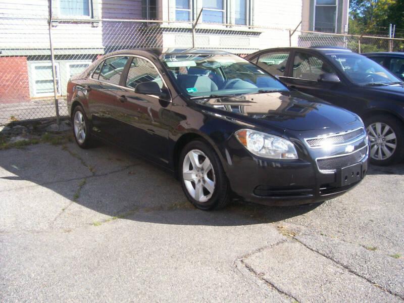 2012 Chevrolet Malibu for sale at Dambra Auto Sales in Providence RI