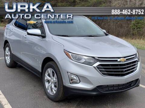 2021 Chevrolet Equinox for sale at Urka Auto Center in Ludington MI