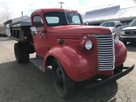 1939 Chevrolet C/K 3500 Series for sale at HACKETT & SONS LLC in Nelson PA