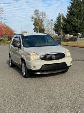 2006 Buick Rendezvous for sale at Washington Auto Sales in Tacoma WA