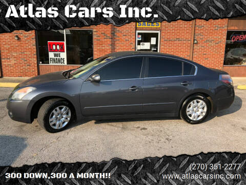 2009 Nissan Altima for sale at Atlas Cars Inc. in Radcliff KY