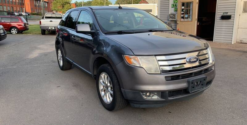 2009 Ford Edge for sale at Manchester Auto Sales in Manchester CT