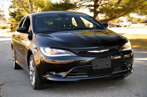 2017 Chrysler 200 for sale at Auto House Superstore in Terre Haute IN