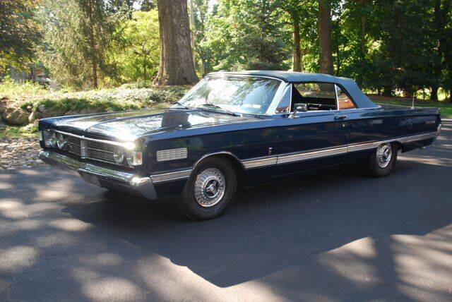 1966 Mercury Monterey for sale at Uftring Classic Cars in East Peoria IL