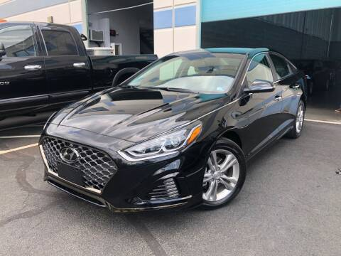 2019 Hyundai Sonata for sale at Best Auto Group in Chantilly VA