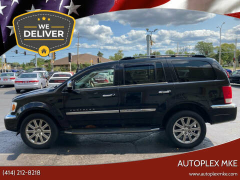2007 Chrysler Aspen for sale at Autoplexwest in Milwaukee WI