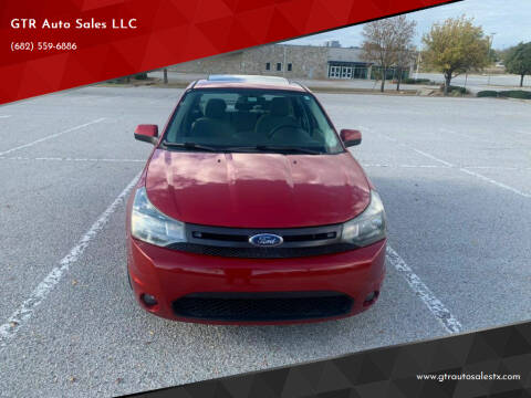 2010 Ford Focus for sale at GTR Auto Sales LLC in Haltom City TX