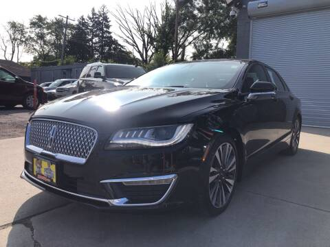 2017 Lincoln MKZ for sale at Champs Auto Sales in Detroit MI
