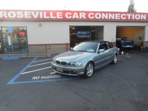 2006 BMW 3 Series for sale at ROSEVILLE CAR CONNECTION in Roseville CA