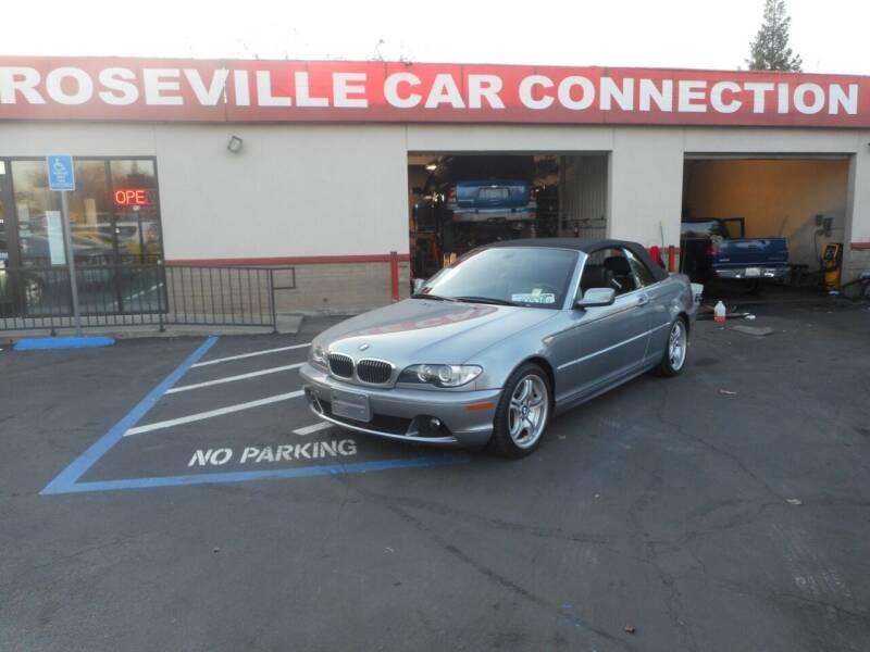2006 BMW 3 Series for sale at ROSEVILLE CAR CONNECTION in Roseville CA