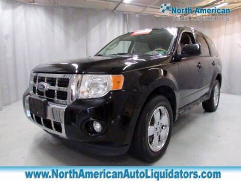 2012 Ford Escape for sale at North American Auto Liquidators in Essington PA