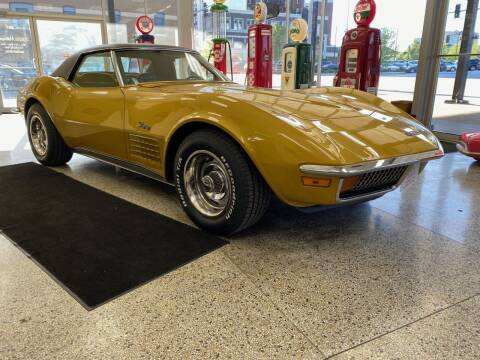 1972 Chevrolet Corvette for sale at Klemme Klassic Kars in Davenport IA