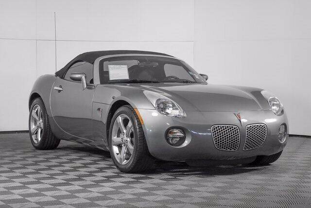 2007 Pontiac Solstice for sale at Chevrolet Buick GMC of Puyallup in Puyallup WA