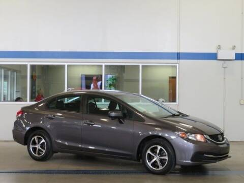 2015 Honda Civic for sale at Terry Lee Hyundai in Noblesville IN