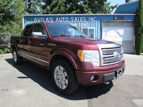 2009 Ford F-150 for sale at Avilas Auto Sales Inc in Burien WA