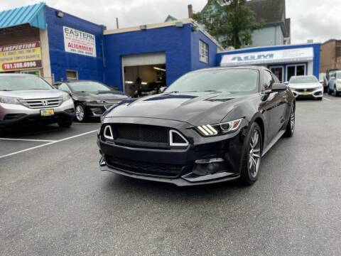 2016 Ford Mustang for sale at AGM AUTO SALES in Malden MA