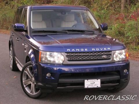 2010 Land Rover Range Rover Sport for sale at Isuzu Classic in Cream Ridge NJ