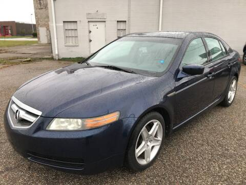 2005 Acura TL for sale at Two Rivers Auto Sales Corp. in South Bend IN