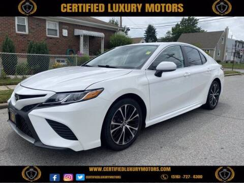 2019 Toyota Camry for sale at CERTIFIED LUXURY MOTORS OF QUEENS in Elmhurst NY