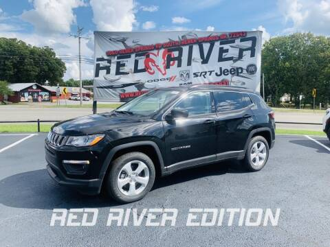 2021 Jeep Compass for sale at RED RIVER DODGE - Red River of Malvern in Malvern AR