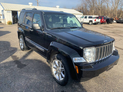 2010 Jeep Liberty for sale at Ol Mac Motors in Topeka KS
