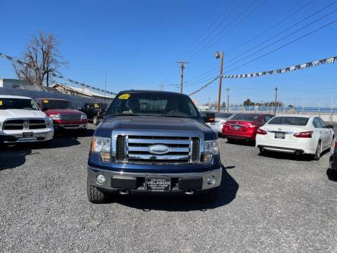 2009 Ford F-150 for sale at Velascos Used Car Sales in Hermiston OR