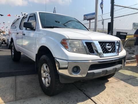 2011 Nissan Frontier for sale at GW MOTORS in Newark NJ