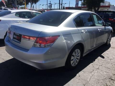 2012 Honda Accord for sale at Auto Max of Ventura in Ventura CA