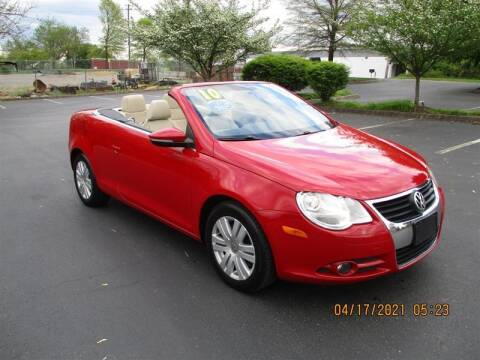 2010 Volkswagen Eos for sale at Euro Asian Cars in Knoxville TN
