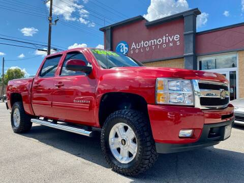 2011 Chevrolet Silverado 1500 for sale at Automotive Solutions in Louisville KY