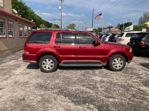 2004 Lincoln Aviator for sale at Used Car City in Tulsa OK