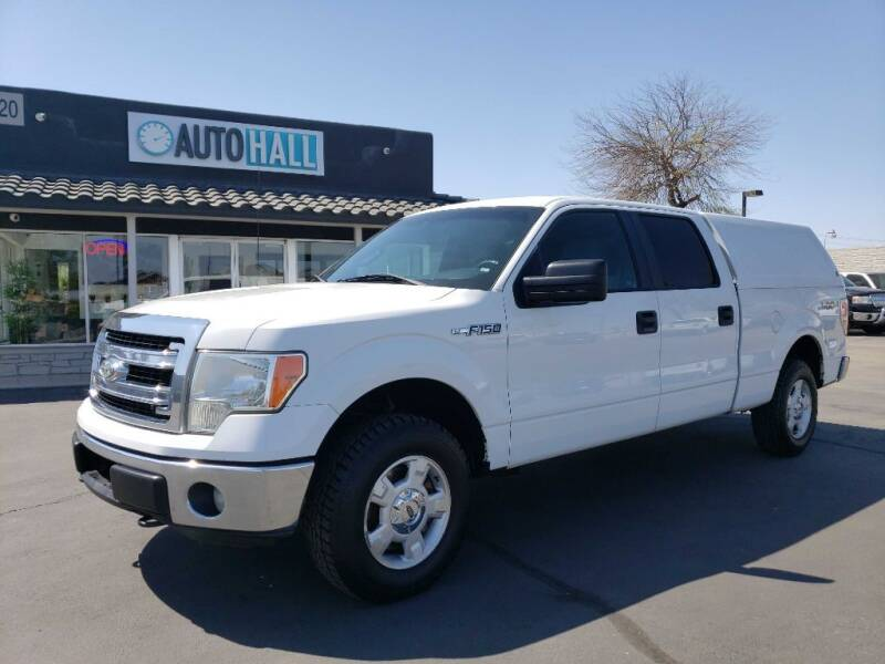 2013 Ford F-150 for sale at Auto Hall in Chandler AZ