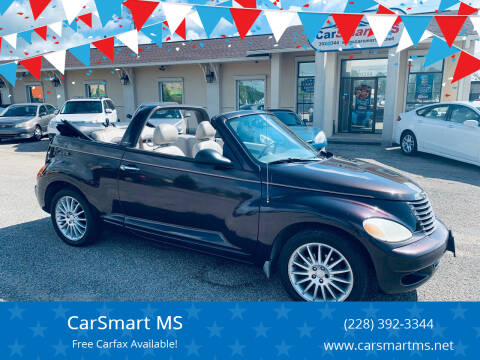 2005 Chrysler PT Cruiser for sale at CarSmart MS in Diberville MS