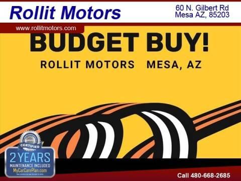 2016 Ford Transit Cargo for sale at Rollit Motors - Bargain Center in Mesa AZ