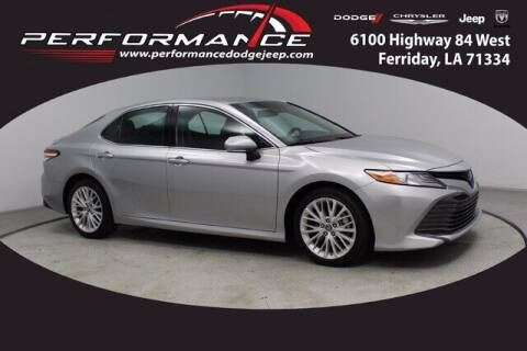 2018 Toyota Camry for sale at Performance Dodge Chrysler Jeep in Ferriday LA