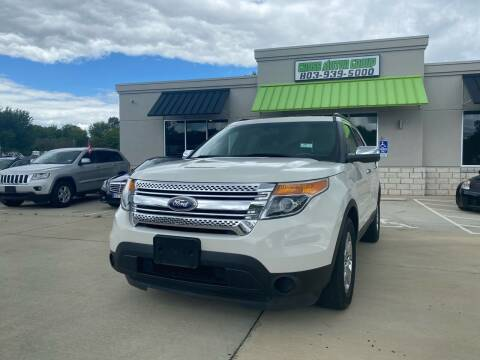 2012 Ford Explorer for sale at Cross Motor Group in Rock Hill SC