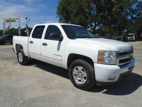 2010 Chevrolet Silverado 1500 for sale at J & F AUTO SALES in Houston TX