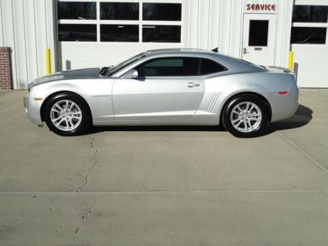 2013 Chevrolet Camaro for sale at Quality Motors Inc in Vermillion SD