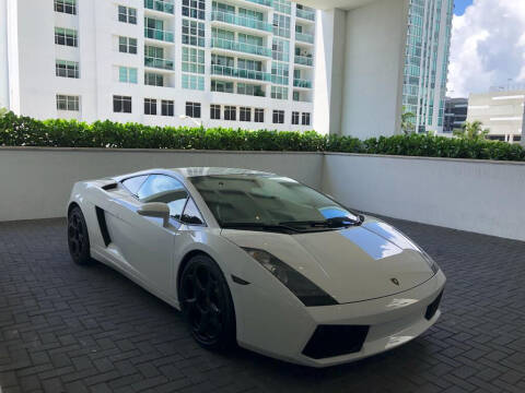 2008 Lamborghini Gallardo for sale at Prestige USA Auto Group in Miami FL