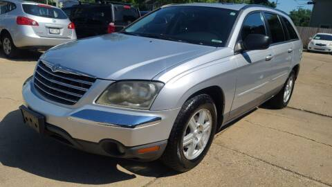 2006 Chrysler Pacifica for sale at LOT 51 AUTO SALES in Madison WI