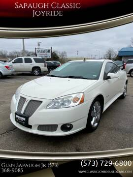 2008 Pontiac G6 for sale at Sapaugh Classic Joyride in Salem MO