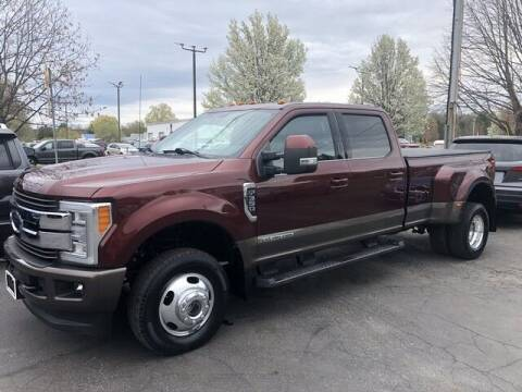 2017 Ford F-350 Super Duty for sale at BATTENKILL MOTORS in Greenwich NY