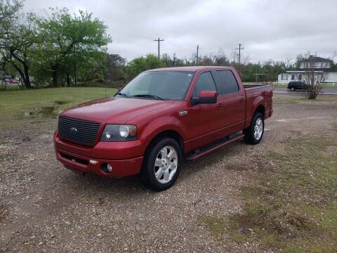 2007 Ford F-150 for sale at NOTE CITY AUTO SALES in Oklahoma City OK