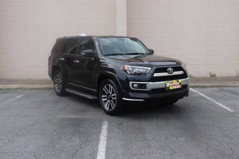 2015 Toyota 4Runner for sale at El Patron Trucks in Norcross GA