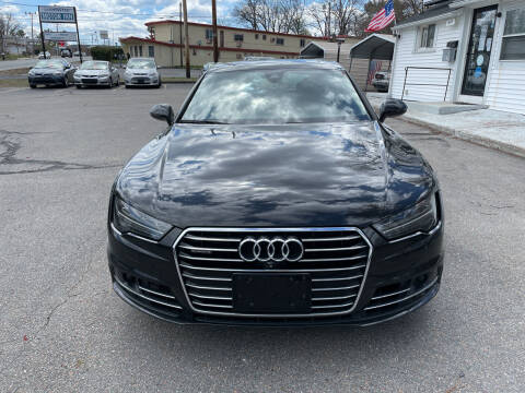 2016 Audi A7 for sale at USA Auto Sales in Leominster MA