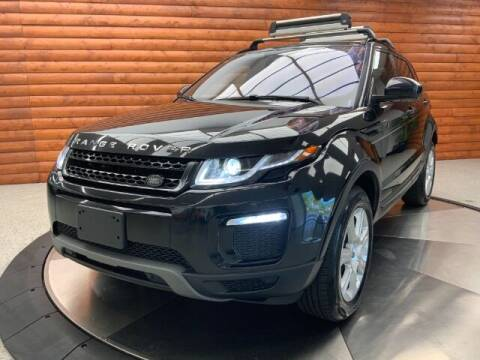 2016 Land Rover Range Rover Evoque for sale at Dixie Imports in Fairfield OH